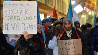 Bundesgericht hebt Teile des Genfer Polizeigesetzes auf