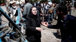 «Afghanisches Volk geht durch die Hölle»
