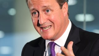 David Cameron: «Mir würde das Herz brechen»
