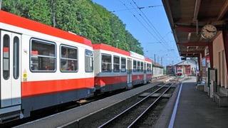 Waldenburgerbahn WB soll bis in zehn Jahren saniert werden