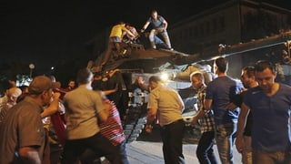Der gescheiterte Putschversuch in der Türkei