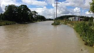 Besserer Hochwasserschutz an der Emme
