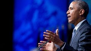 Obama zum Klimawandel: «Es drohen versunkene Länder»