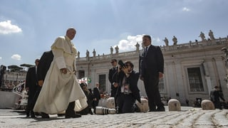 Vatikan bestürzt über Missbrauchsvorwürfe
