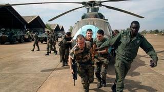 Mali: Frankreich schickt mehr Truppen ins Feld