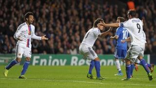 Basel siegt sensationell bei Chelsea