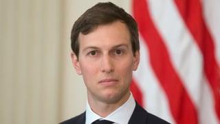 Berichte: FBI nimmt Trumps Schwiegersohn ins Visier