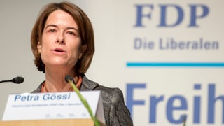 Petra Gössi: «FDP rutscht mit mir nicht nach rechts»
