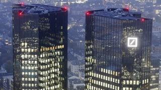 Radikaler Umbau bei der Deutschen Bank