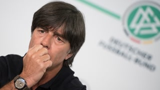 Deutschland nur mit 3 Weltmeistern am Confed Cup