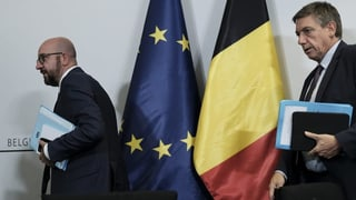 Belgiens Regierung zerbricht am Migrationspakt