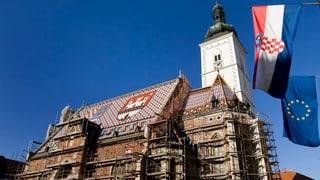 Kroatien soll 45 Millionen Kohäsionsbeitrag bekommen