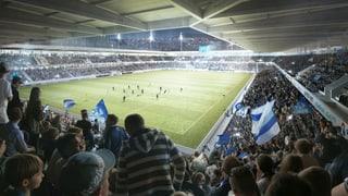 Der dritte Anlauf für ein Fussballstadion