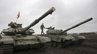 Separatists retiran armas
