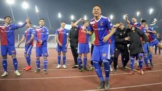 Okafor ebnet Basel den Weg in den Cupfinal (Artikel enthält Video)