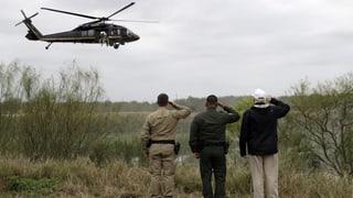 Trump verlängert Militäreinsatz an Grenze zu Mexiko