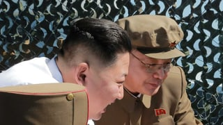 Kim Jong Un testet seine Waffen unbeirrt weiter