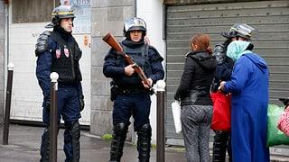 Menschenrechtler kritisieren Ausnahmezustand in Frankreich