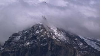 Schlechtes Wetter verzögert die Bergung