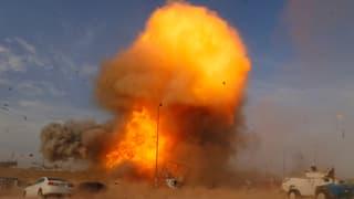 Verheerender Anschlag auf irakische Wahlkämpfer