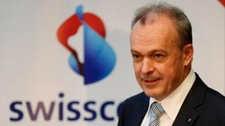 Swisscom mit Gewinnrückgang