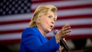 Der Bericht von Clintons Ärztin: Sie sei fit fürs Präsidentenamt
