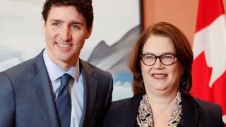 Trudeau verliert ein weiteres Kabinettsmitglied