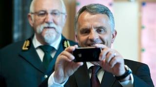 Telefonieren Bundesräte sicherer als Merkel?