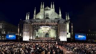 In Mailand eröffnet die Weltausstellung