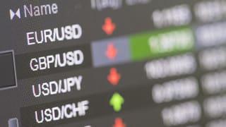 La Svizra pudess perder l'equivalenza a la bursa