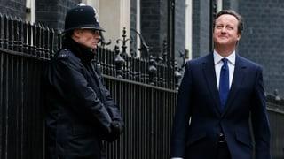 Cameron kann alleine regieren