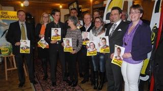 BDP Aargau: Sitzerhalt als Ziel