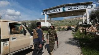 Zentrum von Afrin vollständig unter türkischer Kontrolle