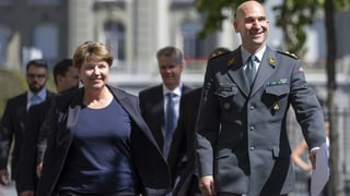 Thomas Süssli ist der neue Armee-Chef