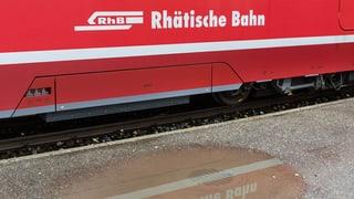 Lingia da tren tranter Tusaun e Casti è interrutta