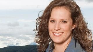 Der Storch flog aufs Meteo-Dach: Daniela Schmuki ist Mama