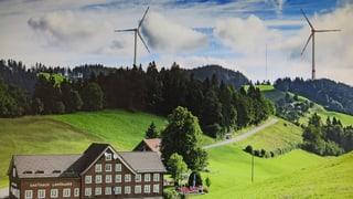 Innerrhoder SP will für den Windpark kämpfen