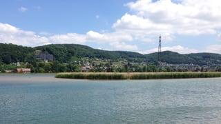 Ein Stausee verhilft dem Aargau zu schwarzen Zahlen