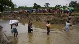 Keiner will die Rohingya