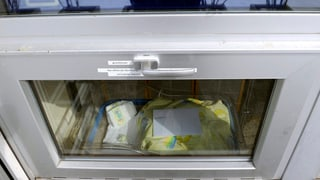Bub in Einsiedler Babyklappe abgegeben
