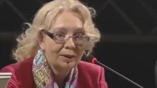 Tatiana Valovaya übernimmt