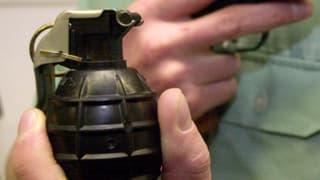 Handgranatenwerfer von Buchs bleibt hinter Gittern