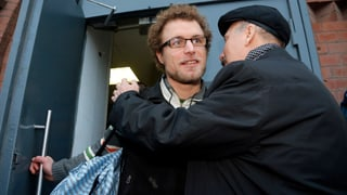 Schweizer Greenpeace-Aktivist nach Freilassung «überwältigt»