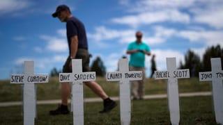 USA gedenken der Columbine-Opfer