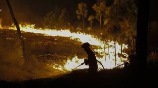 Incendis da guaud furian en l'Europa dal Sid