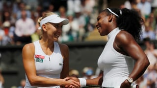 Wimbledon: Nagin duel da soras en il final