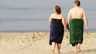 Ehepaare gehen gemeinsam eher durch dick als dünn
