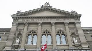 Das Bankgeheimnis nicht ganz abschaffen. Der Bundesrat lässt die Revision des Steuerstrafrechts fallen.