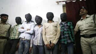 Lebenslänglich für Vergewaltiger von Schweizerin in Indien