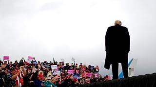 Demokraten hoffen, Trump vertraut – vor allem sich selbst